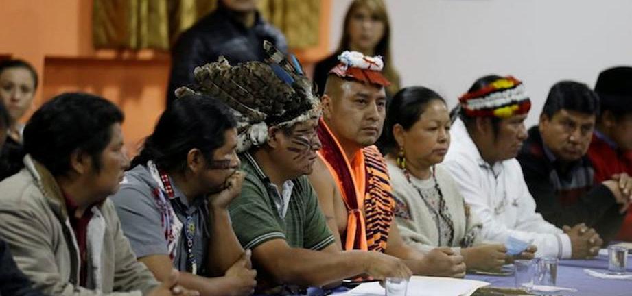 Indígenas consiguen victoria en Ecuador: Lenin Moreno deroga decreto que encareció combustibles