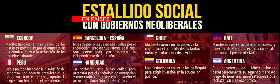 """Las causas de la rebelión chilena: """"No son los 30 pesos de aumento, son 30 años de abusos"""""""