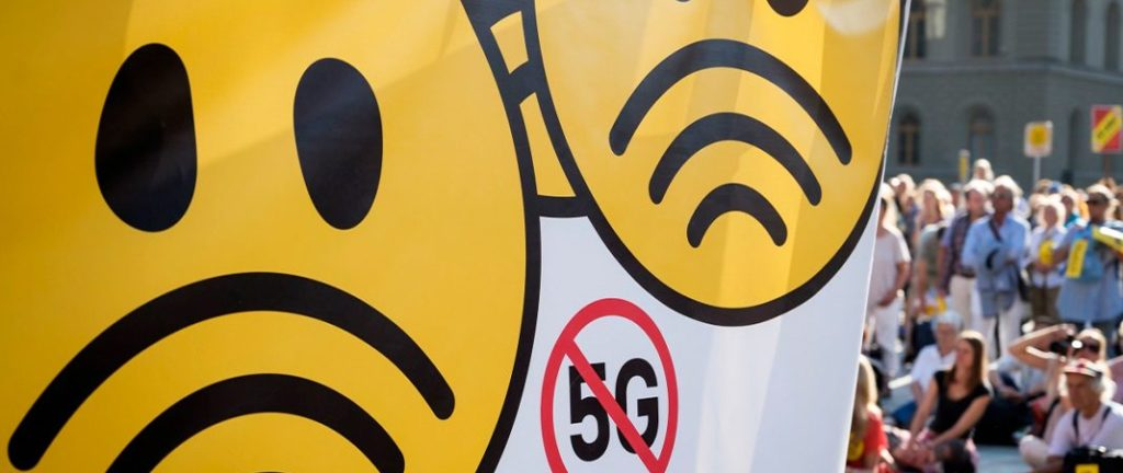 STOP 5G: UN MOVIMIENTO QUE CRECE A NIVEL MUNDIAL